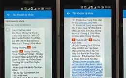 Hàng chục người bị lừa hơn 800 triệu đồng vì tin nhắn trúng thưởng trên Zalo, Facebook