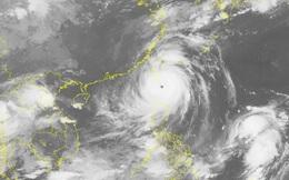 Siêu bão cấp 17 gần Biển Đông sẽ đổ bộ vào Trung Quốc