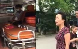 """Giám đốc BV Nhi TƯ nói về clip mới xuất hiện trong vụ """"chặn xe cứu thương"""""""
