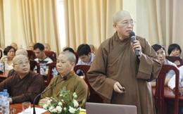 GS Hoàng Chí Bảo nhận xét gì về luận án của ni sư Thích Đàm Lan?