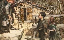 Những góc tối đáng sợ ít ai để ý tới của truyện cổ Grimm!