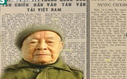 Trường Sa 1988: Bộ Ngoại giao Việt Nam đã phản ứng như thế nào?
