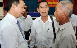 Sau vài phút gặp Bộ trưởng, ông cụ 70 tuổi đã giải quyết được việc 2 tháng làm không xong