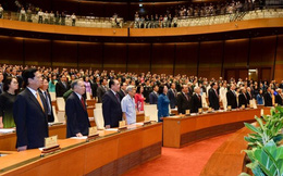 Sáng nay khai mạc kỳ họp thứ hai Quốc hội khóa 14