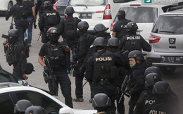 Nghi phạm khủng bố người Trung Quốc bị cảnh sát Indonesia bắn hạ