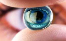 Con mắt điện tử mang lại khả năng nhìn cho người mù đã xuất hiện