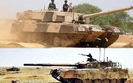 Xe tăng Arjun của Ấn Độ có đấu lại được Al Khalid của Pakistan?