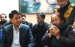 Chủ tịch Hà Nội yêu cầu khởi tố, xử nghiêm lái xe tông chết 3 người