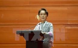Bà Suu Kyi có thể sẽ không tham gia chính phủ mới của Myanmar