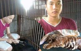 Lại xuất hiện thanh niên ở Nghệ An rao bán hổ, gấu trên Facebook