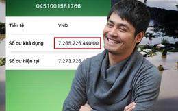 Chưa đầy 1 ngày, MC Phan Anh kêu gọi được gần 8 tỷ đồng từ thiện