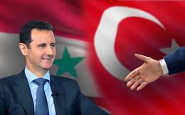 """Thấy phe đối lập Syria rút lui, Thổ Nhĩ Kỳ vội quay sang """"bắt tay"""" Assad"""