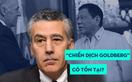 """Philippines tố Đại sứ Mỹ âm mưu lật đổ Duterte: Lộ kế hoạch """"chiến dịch Goldberg""""?"""