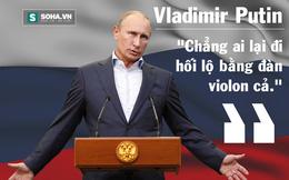 Putin thừa nhận tài liệu Panama là chính xác, nhưng...