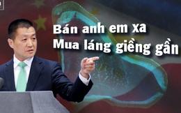 Trung Quốc dụ Philippines dàn xếp tranh chấp trên Biển Đông
