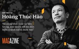 """KTS. Hoàng Thúc Hào: """"Vì có sự thôi thúc từ bên trong, khó khăn với tôi dần biến thành niềm đam mê"""""""