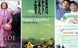 """10 bộ phim đồng tính từng gây """"rúng động"""" màn ảnh thế giới"""