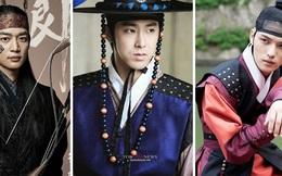 """10 mỹ nam cổ trang làm """"khuynh đảo"""" màn ảnh Hàn"""