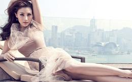 Hoa hậu Hong Kong đẹp nhất lịch sử và hai lần mang tiếng giật chồng