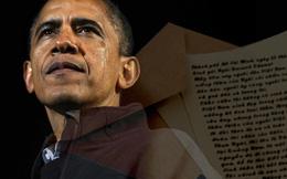 Lá thư gửi TT Obama của người phụ nữ Việt Nam nguyện hiến xác cho nhà khoa học Mỹ