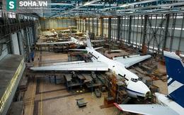 ẢNH: Thăm nơi chế tạo vận tải cơ lớn nhất TG cho Không quân Nga