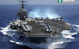 12 vị trí quan trọng nhất trên siêu hàng không mẫu hạm lớp Nimitz
