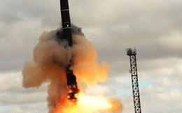 """Nga thử tên lửa có thể """"thổi bay"""" nước Pháp trong vài giây"""