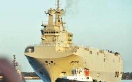 """Nga dùng tàu sân bay """"cà khổ"""" để thay thế Mistral"""