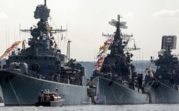 Điểm danh những lớp tàu chiến chủ lực của Hạm đội Biển Đen