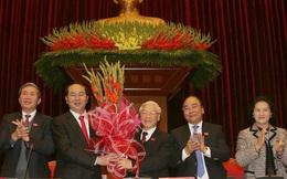 Bộ chính trị gồm 19 thành viên