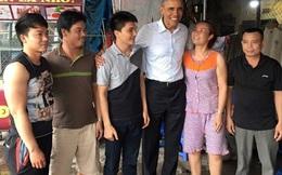 15 hình ảnh thân thiện của Tổng thống Obama ở Việt Nam