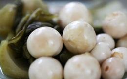 """Món ăn khoái khẩu, không thể thiếu trong bữa ăn người Việt bị """"tố"""" có thể gây ung thư"""