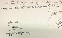 Bà Trần Ngọc Bích 'không yêu cầu ngân hàng chuyển 5.190 tỷ đồng cho bất kỳ ai'