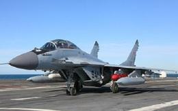 MiG-29K rơi, báo Nga bới nỗi đau Không quân Mỹ