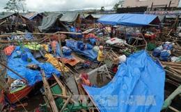 Bão Nock-Ten hoành hành Philippines, ít nhất 3 người thiệt mạng
