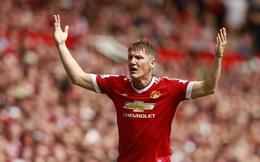 Tuyệt vọng với Man United, Schweinsteiger tìm hướng khác cho tương lai