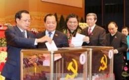 TP.HCM có bốn ủy viên trung ương chính thức, một ủy viên dự khuyết