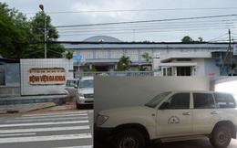 Thông tin mới nhất vụ giám đốc bệnh viện biến xe cứu thương thành ô tô riêng