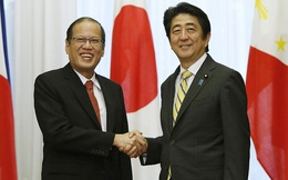 Bước nhảy vọt trong quan hệ Nhật Bản-Philippines