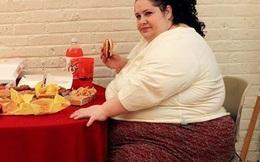 Khoa học chứng minh người béo phì mới là kẻ sống lâu cho dù họ dễ mắc phải bạo bệnh