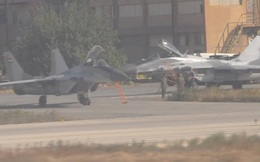 """""""Nghênh chiến"""" Mỹ-NATO, Nga trang bị cho tiêm kích MiG-29 Syria tên lửa R-77 tối tân!"""