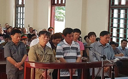 Vĩnh Phúc: Hàng loạt cựu quan chức TP Vĩnh Yên hầu tòa