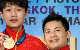 """Chuyện """"đàn em"""" Xuân Vinh từng bắn vượt kỷ lục Olympic 6 điểm"""