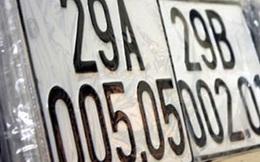 Ý nghĩa dấu chấm ở giữa biển số xe 5 số: Không phải ai cũng biết
