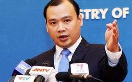 Việt Nam phản đối lãnh đạo Đài Loan đến đảo Ba Bình