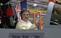 Giọng nữ khiến mọi phi công chiến đấu hàng đầu thế giới kinh hãi