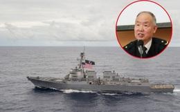"""Vụ thiết bị lặn của Mỹ """"bị bắt"""": Thiếu tướng TQ nói """"thích thu thì thu, Mỹ làm gì được"""""""