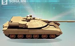 Đại bàng đen - Siêu xe tăng chết yểu của Nga