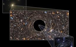 """Phát hiện hố đen siêu lớn """"đang ngủ"""" trong thiên hà"""