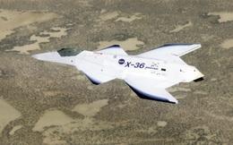 X-36 - Máy bay tàng hình không đuôi siêu dị của Mỹ